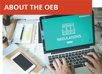 About the OEB